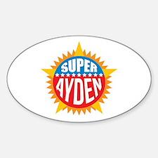 Super Ayden Decal