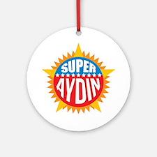Super Aydin Ornament (Round)