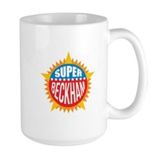Super Beckham Mug