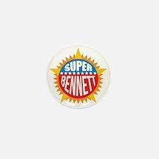 Super Bennett Mini Button