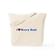 I Love Harry Reid Tote Bag