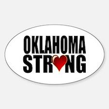 Oklahoma strong Decal