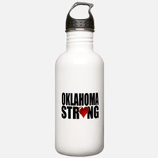Oklahoma strong Water Bottle