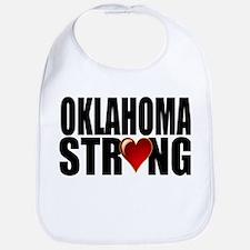 Oklahoma strong Bib