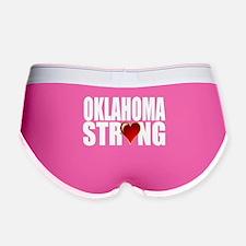 Oklahoma strong Women's Boy Brief