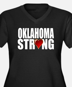 Oklahoma strong Plus Size T-Shirt