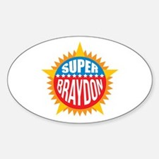 Super Braydon Decal