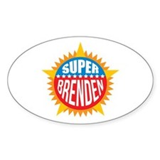 Super Brenden Decal