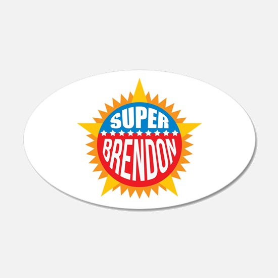 Super Brendon Wall Decal