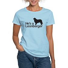 He's a Leonberger T-Shirt