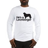 Leonberger Long Sleeve T-shirts