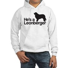 He's a Leonberger Hoodie