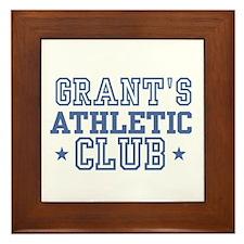 Grant Framed Tile