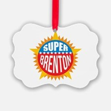 Super Brenton Ornament