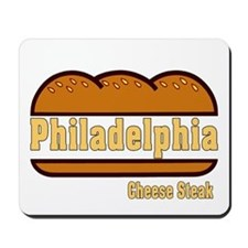 Philadelphia Cheesesteak Mousepad