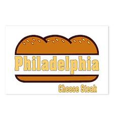 Philadelphia Cheesesteak Postcards (Package of 8)