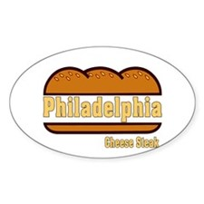 Philadelphia Cheesesteak Decal