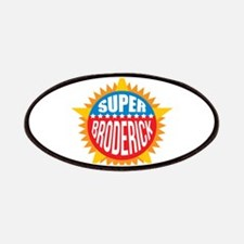 Super Broderick Patches