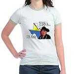 12 percent KINKY Jr. Ringer T-Shirt