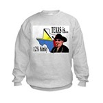 12 percent KINKY Kids Sweatshirt