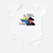 12 percent KINKY Infant Bodysuit
