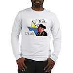 12 percent KINKY Long Sleeve T-Shirt