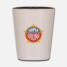 Super Bruno Shot Glass
