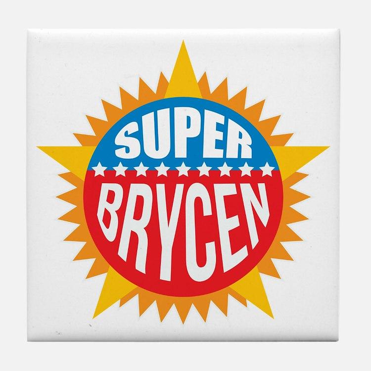 Super Brycen Tile Coaster