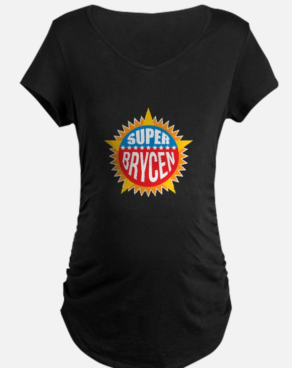 Super Brycen Maternity T-Shirt