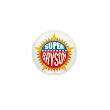 Super Bryson Mini Button (10 pack)