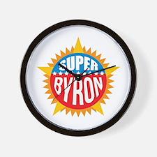 Super Byron Wall Clock