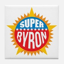 Super Byron Tile Coaster