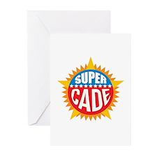 Super Cade Greeting Cards (Pk of 20)