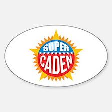 Super Caden Decal