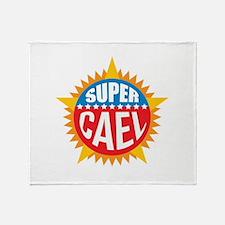 Super Cael Throw Blanket