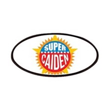Super Caiden Patches
