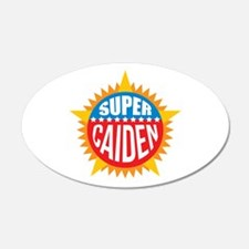Super Caiden Wall Decal