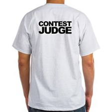 Judge Ash Grey T-Shirt