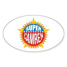 Super Camren Decal