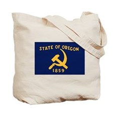 New Oregon Flag Tote Bag