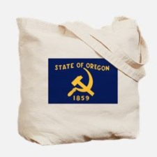 New Oregon Flag Tote Bag