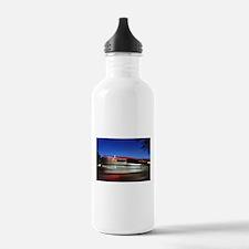 Capitol Building Bus Water Bottle