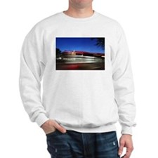 Capitol Building Bus Sweatshirt