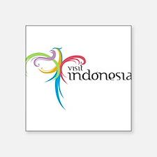Visit Indonesia Sticker