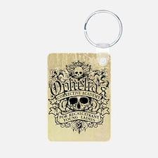 Ophelia's Academy Keychains