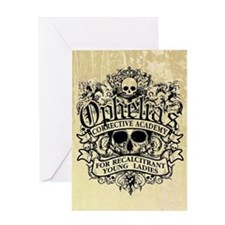 Ophelia's Academy Greeting Card
