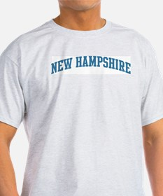 New Hampshire (blue) T-Shirt