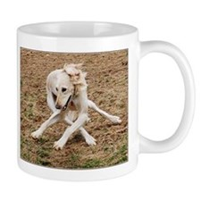 Saluki Lattice Mug