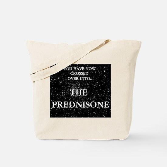 The Prednisone Tote Bag