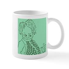 Hitchen a ride Mug
